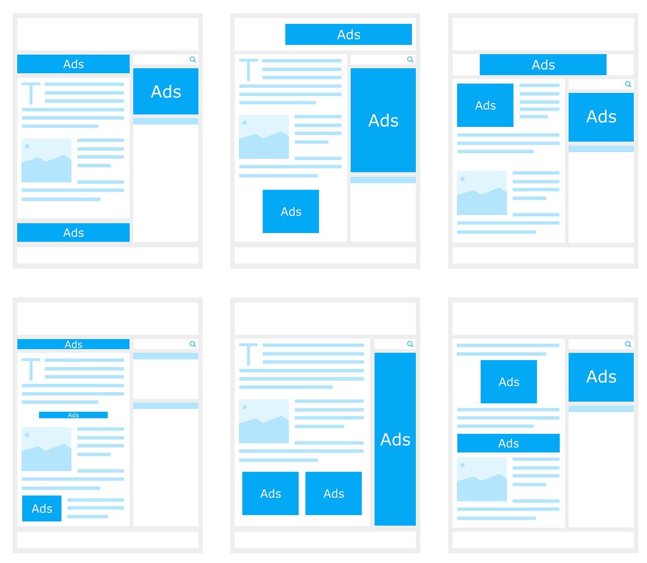 Welche Anzeigenformate bietet das Google Displaynetzwerk?