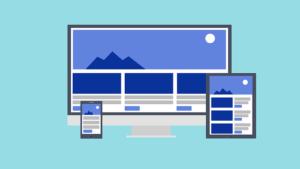 Responsive Webdesign - Optimiert für alle Endgeräte