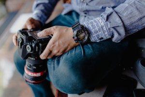 Als Fotograf im Internet gefunden werden