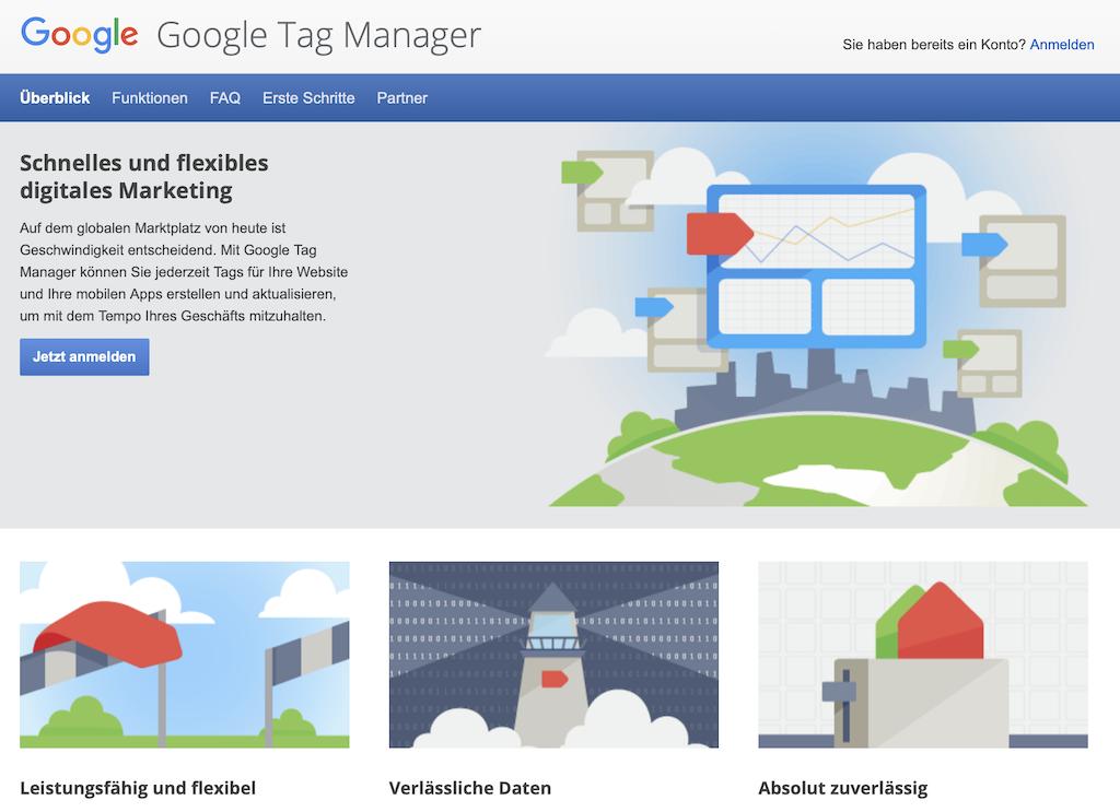 Wie Sie Ihren Google Tag Manager einrichten und installieren