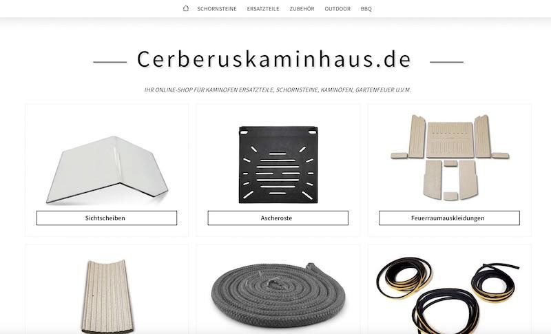 cerberuskaminhaus Shopware 5