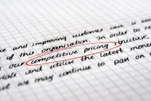 Preisüberwachung bei Onlineshops