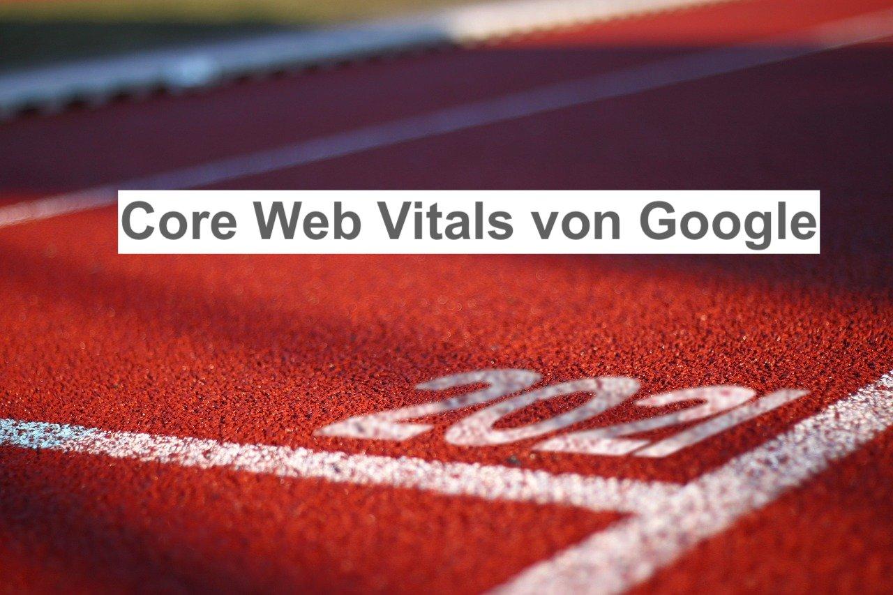Core Web Vitals von Google