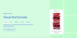 Die Pinterest Werbeformate auf einen Blick