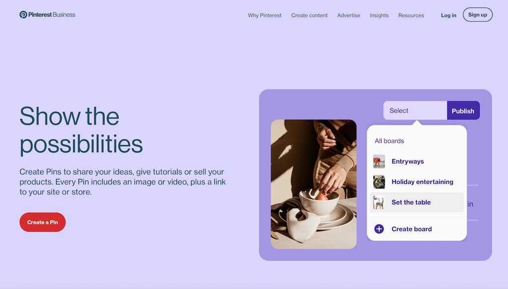 Wie Sie Ihren Pinterest Account organisch sinnvoll aufbauen